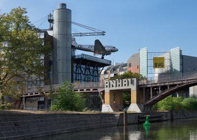 Brückentour Berlin - Technikmuseum