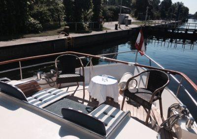 Bellevue Vorschiff