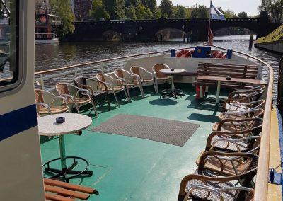La Belle Vorschiff