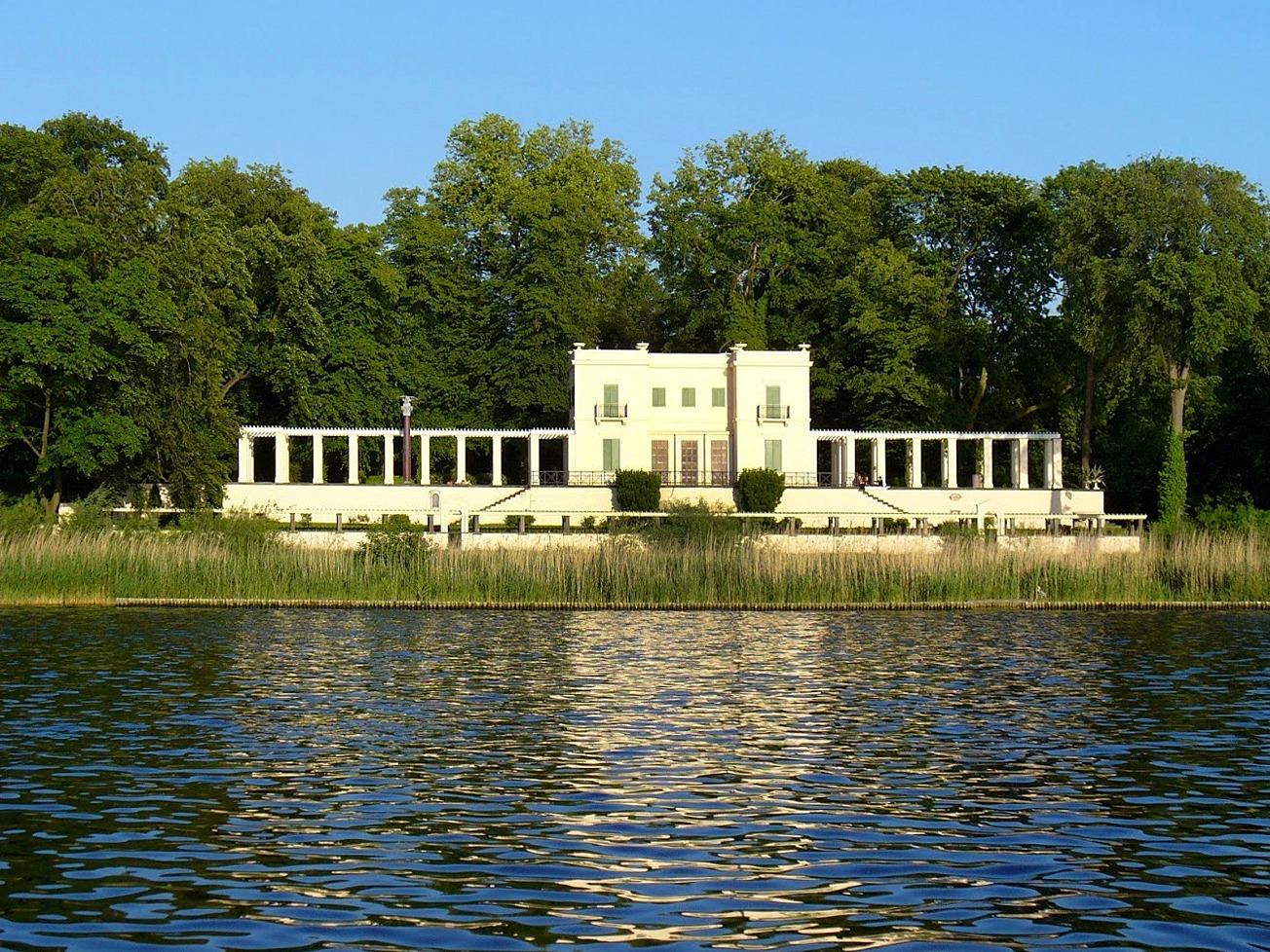 Schifffahrt Berlin Potsdam Herrliche Tagestour Berlin