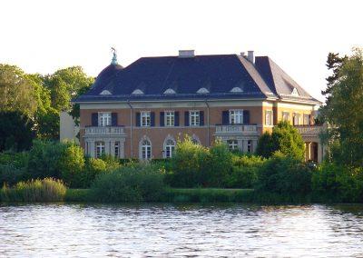 Schifffahrt Berlin Potsdam - Herrenhaus