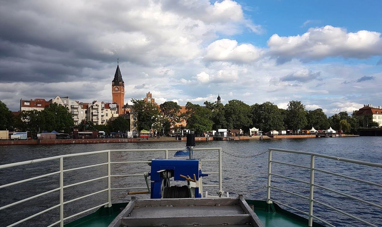 Spreefahrt zum Müggelsee und Köpenick - Altstadt