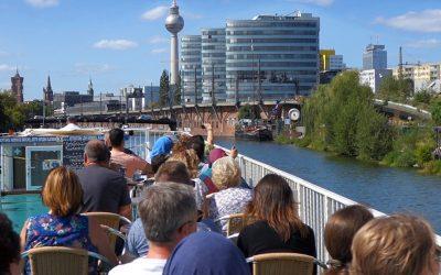 Dampferfahrt Berlin Innenstadt