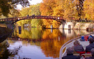 Brückenfahrt Berlin – 10 interessante Brücken