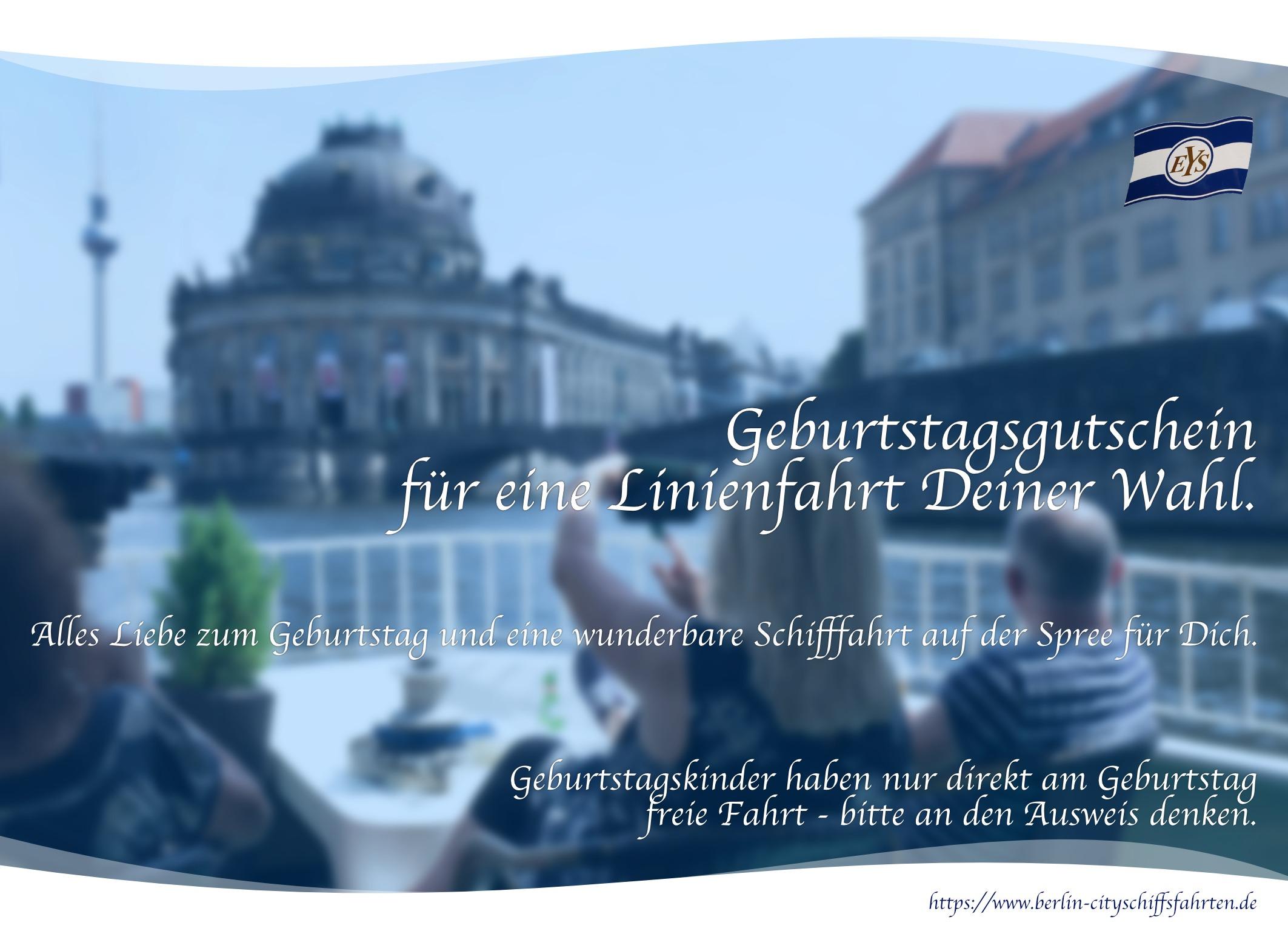Geburtstag kostenlos in berlin