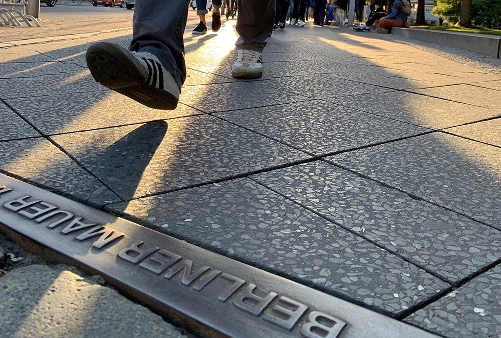 30 Jahre Mauerfall Berlin | Eine kleine Zeitreise