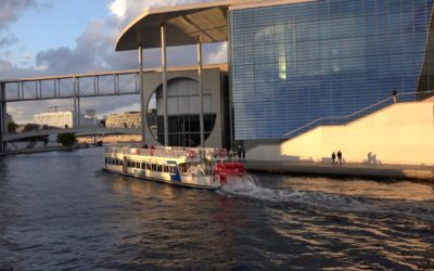 Berlin Cityschiffsfahrten – Unsere flotte Flotte