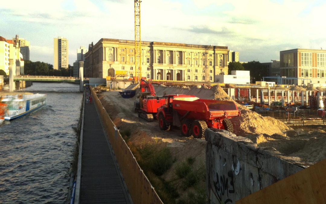 Dampferfahrt in Berlin